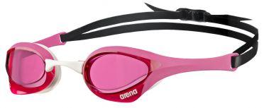 Arena Cobra ultra swipe swimming goggles pink