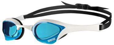 Arena Cobra ultra swipe swimming goggles Blue/white/black