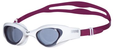 Arena The One woman zwembril white/purple