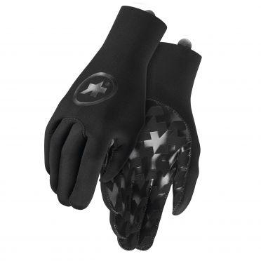 Assos GT rain cycling gloves