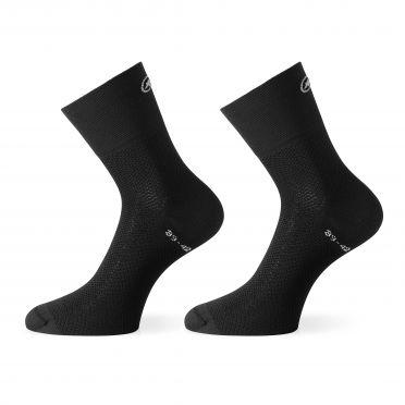 Assos GT cycling socks black unisex