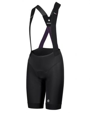 Assos Dyora RS S9 bibshort purple women