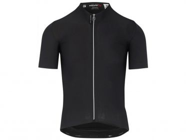 Assos Equipe RS Aero sleeve cycling jersey prof black men