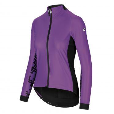Assos Uma GT winter EVO Cycling jacket purple women