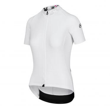 Assos Uma GT summer C2 jersey SS white women