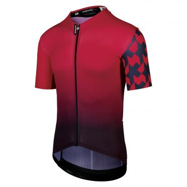 Assos Equipe RS summer prof edition jersey SS red men