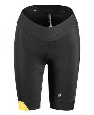 Assos H.laalaLaiShorts_s7 cycling shorts yellow women