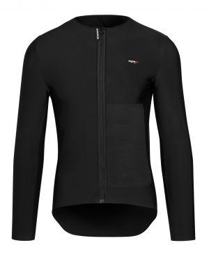 Assos Equipe RS mid layer winter LS undershirt black men