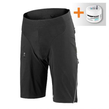 Assos Rally Cargo s7 MTB shorts black men