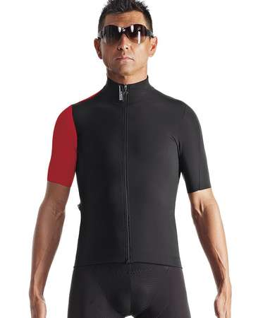 Assos SS.campionissimo cycling jersey black/red men