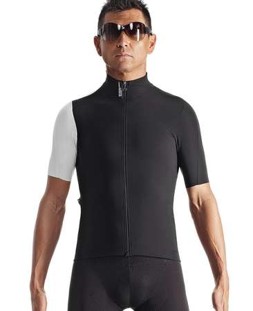 Assos SS.campionissimo cycling jersey black/white men