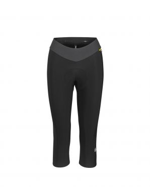 ASSOS UMA GT Spring/Fall cycling shorts 3/4 black woman