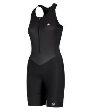 Assos UMA GT NS EVO bodysuit black women