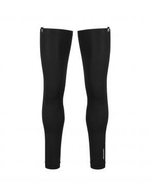 Assos leg warmer UV-resistant black unisex