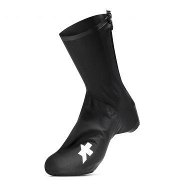 Assos RS rain booties shoe covers black