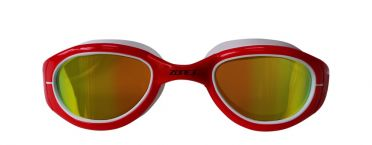 Zone3 Attack polarized goggles red