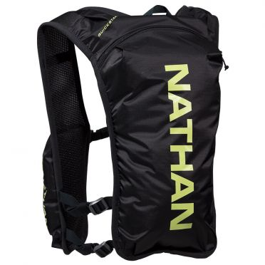 Nathan Quickstart Drinking backpack 4L black