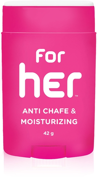 BodyGlide anti chafe stick for her 42g