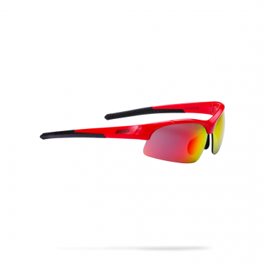 BBB Sports glasses Impress Small glossy red