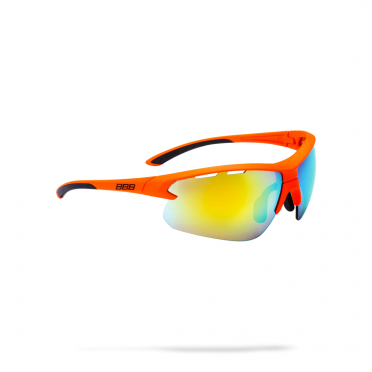 BBB Sports glasses Impulse MLC matt orange