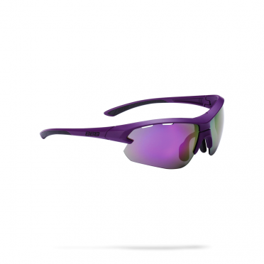 BBB Sports glasses Impulse small MLC matt purple