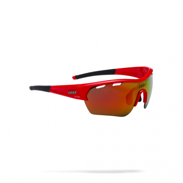 BBB Sports glasses Select XL MLC glossy red