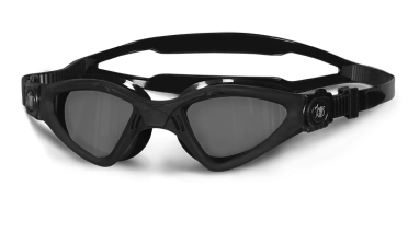 BTTLNS Archonei 1.0 smoky lens goggles black/red