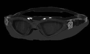 BTTLNS Archonei 1.0 smoky lens goggles black/silver