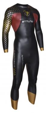 BTTLNS Gods used wetsuit Carnage 1.0 size MT