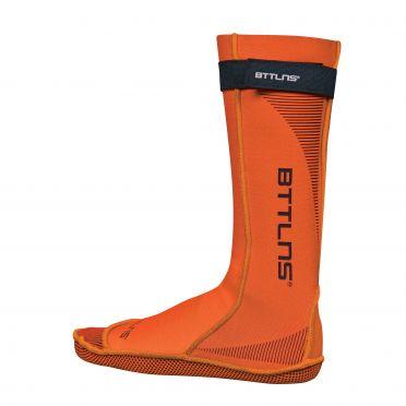 BTTLNS Neoprene swim socks Caerus 1.0 orange
