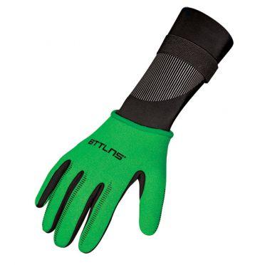 BTTLNS Neoprene swim gloves Boreas 1.0 green