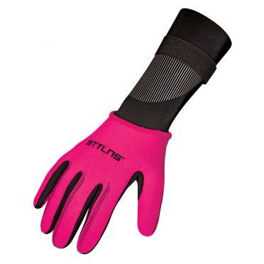 BTTLNS Neoprene swim gloves Boreas 1.0 pink
