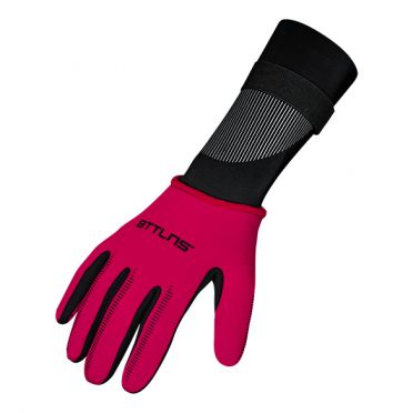 BTTLNS Neoprene swim gloves Boreas 1.0 red