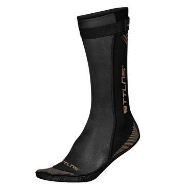 BTTLNS Neoprene swim socks Caerus 1.0 black/gold