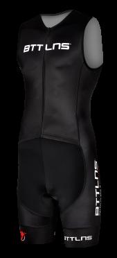 BTTLNS Rapine 2.0 trisuit sleeveless black men