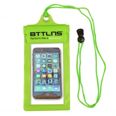BTTLNS Waterproof phone pouch Iscariot 1.0 green