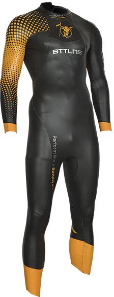 BTTLNS Gods demo wetsuit Rapture 1.0 size M