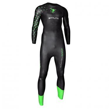 BTTLNS Thermal Inferno 1.0 full sleeve wetsuit men