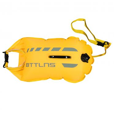 BTTLNS Amphitrite 1.0 saferswimmer buoy 20 liter yellow