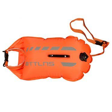 BTTLNS Amphitrite 1.0 saferswimmer buoy 20 liter orange