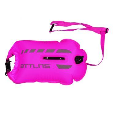 BTTLNS Amphitrite 1.0 saferswimmer buoy 20 liter pink