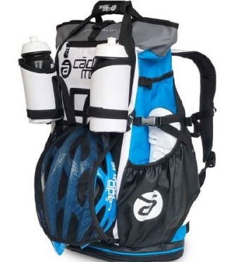 Cádomotus Versatile Cycling/triathlon bag white