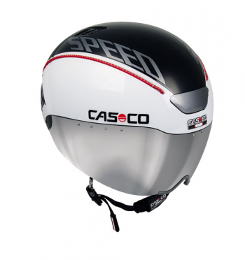 Casco SPEEDtime cycling helmet black/white