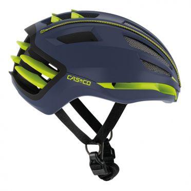 Casco SPEEDairo 2 cycling helmet blue/yellow