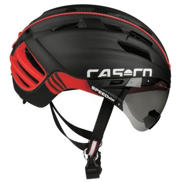 Casco SPEEDster TC plus cycling helmet black/red