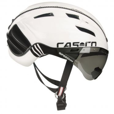 Casco SPEEDster TC plus cycling helmet white/black