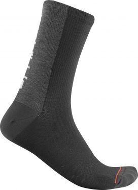 Castelli Bandito 18 cycling socks black men