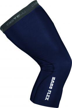 Castelli Nano Flex 3G kneewarmers blue