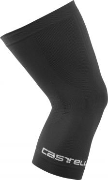 Castelli Pro seamless knee warmers black