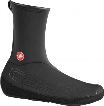 Castelli Diluvio UL shoecovers black heren